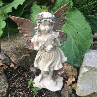 Antiquitäten & Kunst Practical Sitzender Angel Wand Dekoration Handgefertigter Bronze Skulptur Statue Figur T Antike Originale Vor 1945