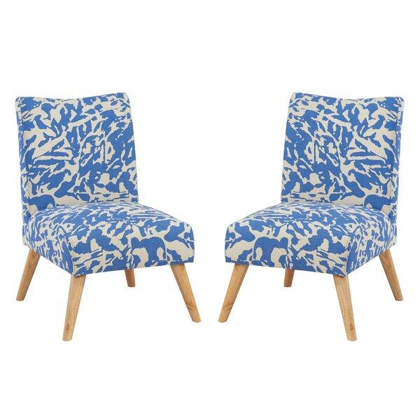 Brayden Studio Nygaard Upholstered Accent Chair Reviews Wayfair