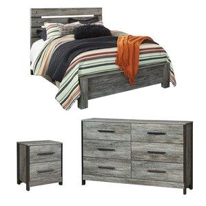 Fuller Panel Configurable Bedroom Set