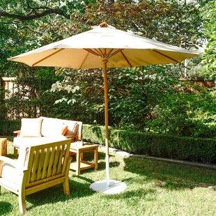 2390e4bac Drape Patio Umbrellas You'll Love | Wayfair