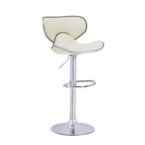 Low Back Adjustable Height Swivel Bar Stool (Set of 2)  sc 1 st  Wayfair & Low Back Bar Stools Youu0027ll Love | Wayfair islam-shia.org