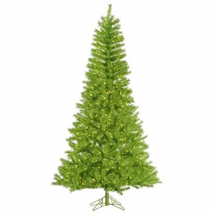 75 limegreen tinsel artificial christmas tree with 700 led lime lights