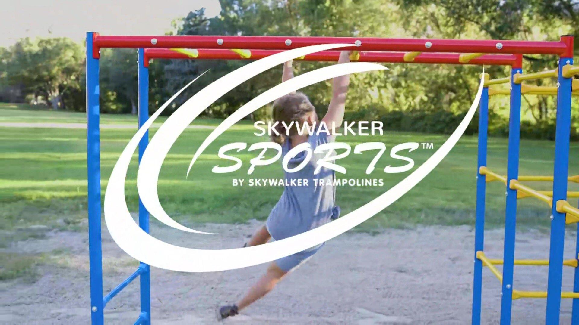 skywalker sports sports monkey bar u0026 reviews wayfair