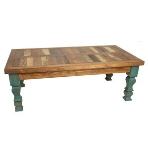 Reclaimed Wood Coffee Tables Youll Love Wayfair