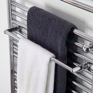 Denby Fixture Mounted Towel Rack