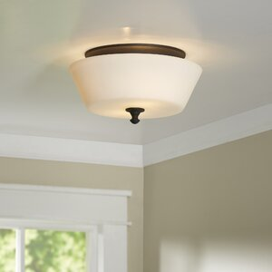 Maiwenn 2-Light Semi-Flush Mount