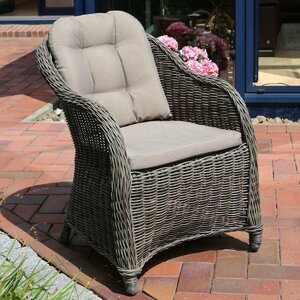 Key West Lounge Chair with Cushion