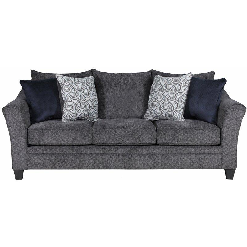 wrought studio woodbrigde sofa bed reviews wayfair rh wayfair com simmons twin sleeper sofa simmons sleeper sofa queen