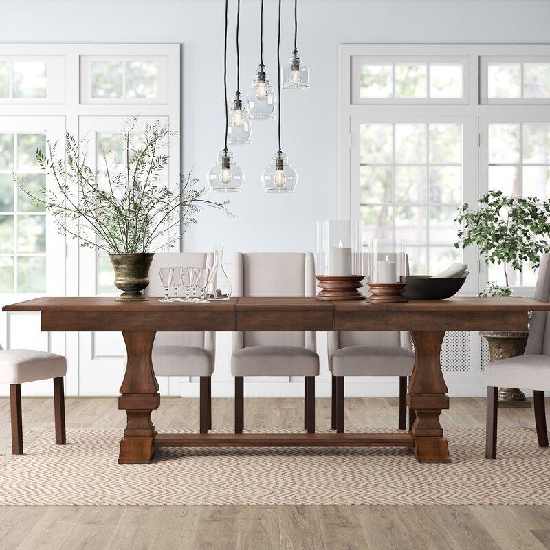 Birch Lane™ Heritage Schaffer Extendable Dining Table