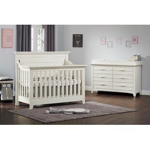 Delvalle 4-In-1 Convertible Crib Set  sc 1 st  Wayfair & Crib Changing Table Combo | Wayfair