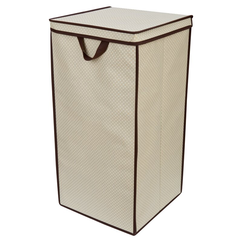 Enterprise Tall Nursery Clothing Laundry Hamper