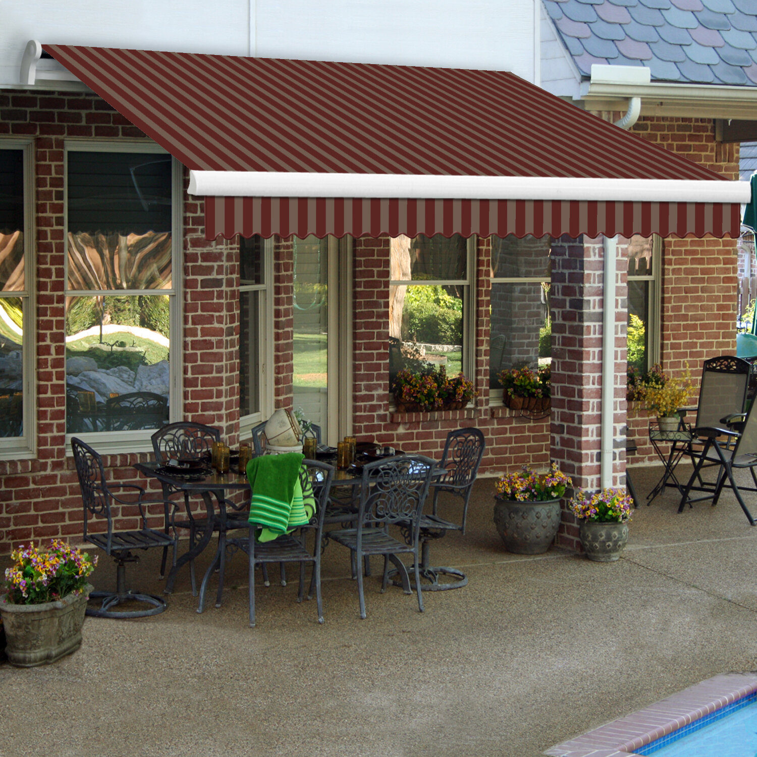 products canopies all awning awnings above seasonal patio