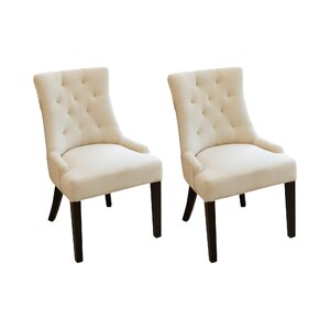 Perry Upholstered Dining Chair (Set of 2)
