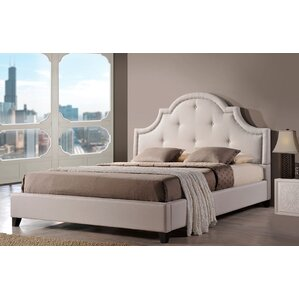 lavinia upholstered platform bed