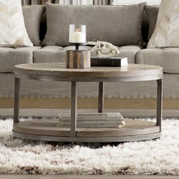 round coffee tables - Living Room Sets Coffee Table