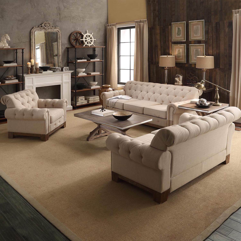 Three Posts New Britain Configurable Living Room Set Wayfair