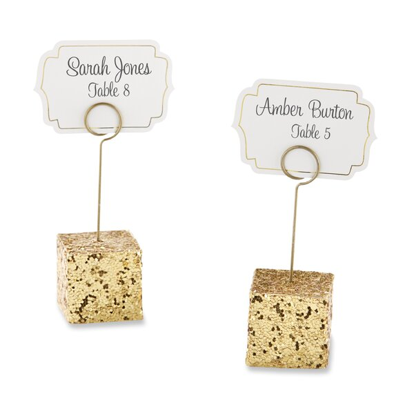 Wedding Place Card Holders You Ll Love Wayfair