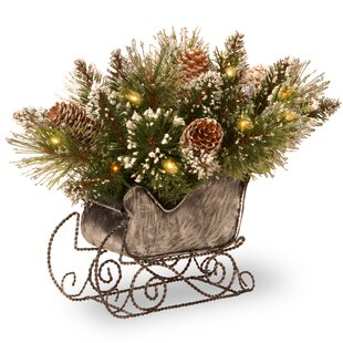 outdoor lighted christmas decorations you ll love wayfair