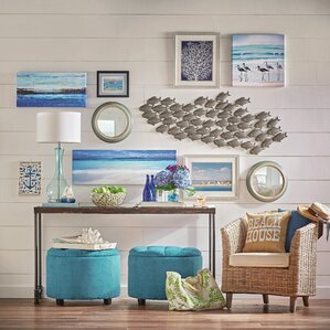 wall hangings for living room. Azalea Park Fish Wall D cor Decor  Birch Lane