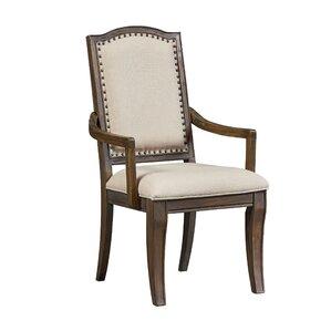 Dana Arm Chair (Set of 2) by Fleur De Lis Living