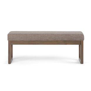 Small Bench With Cushion | Wayfair