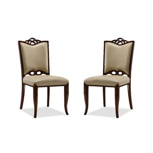Baystone Cosmopolitan Side Chair (Set of 2)