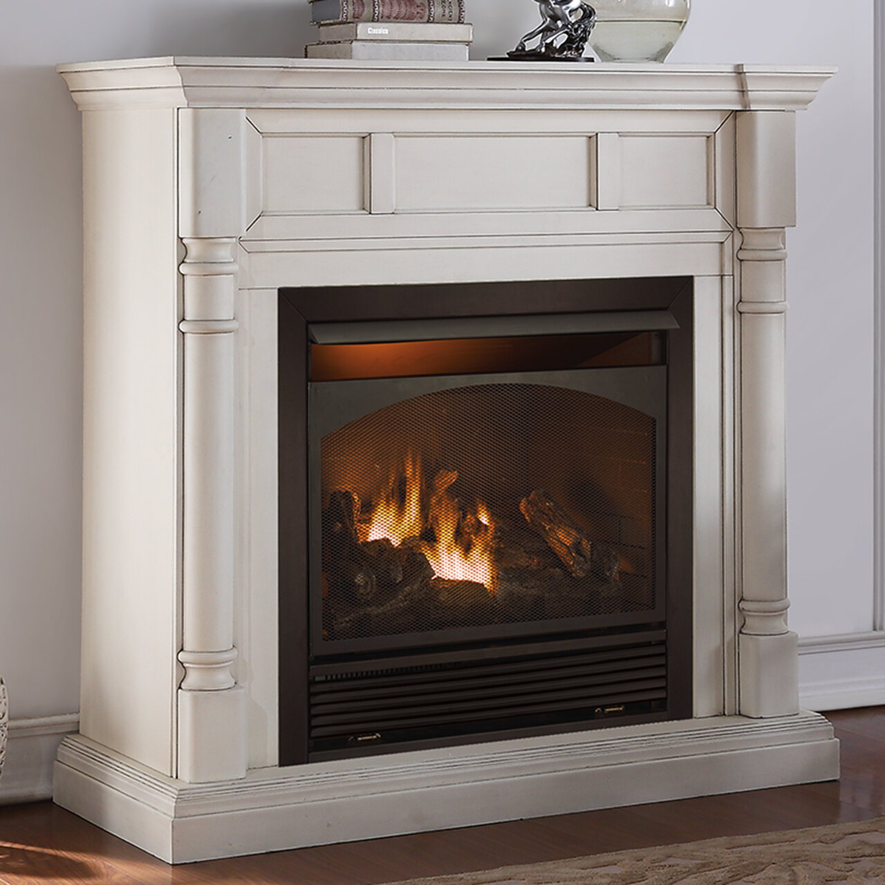 Duluth Forge Vent Free Natural Gas Propane Fireplace Wayfair