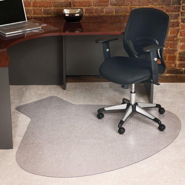 Es Robbins Workstation Medium Plush Carpet Chair Mat