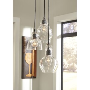 Kitchen Island Pendant pendant lighting you'll love | wayfair