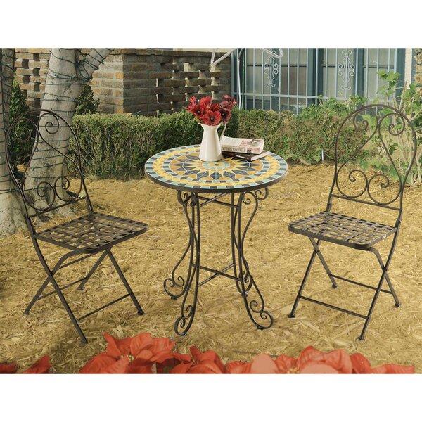 Outdoor Mosaic Table Sets | Wayfair
