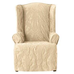 Wing Chair Slipcovers You Ll Love Wayfair