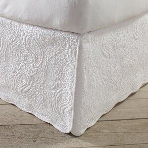 Quilted Bed Skirt