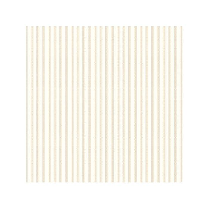 Ashford Taffeta Ticking 33 X 205 Stripes Wallpaper