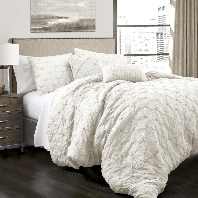Lark Manor Opperman 5 Piece Comforter Set Amp Reviews Wayfair