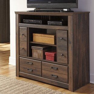 Oak Bedroom Media Chests You\'ll Love | Wayfair