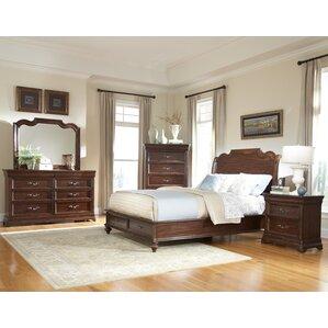 signature panel bedroom set