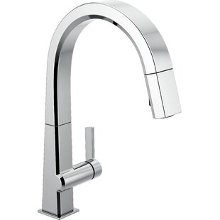 Single Handle Pull Down Faucet Wayfair