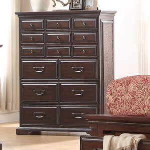 Plumcreek 5 Drawer Chest by Darby Home Co