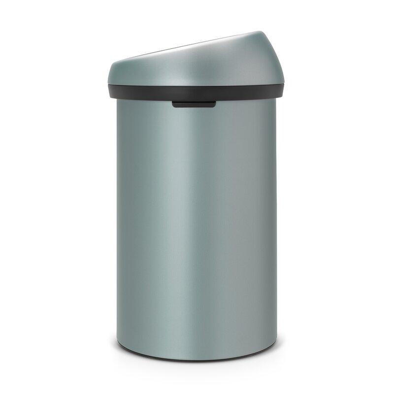 Favorit Brabantia 60 L Mülleimer aus Metall & Bewertungen   Wayfair.de EF33
