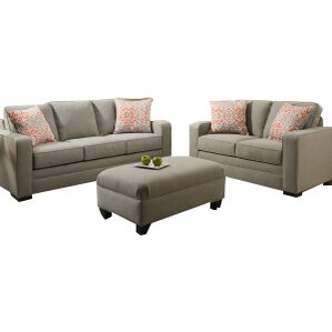 Simmons Upholstery Duvall Springs Sofa by Red Barrel Studio