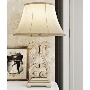 Good Liseron Ornate 58 Cm Table Lamp