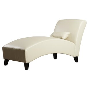 Chaise lounge chairs you 39 ll love wayfair for Ave six curves velvet chaise lounge