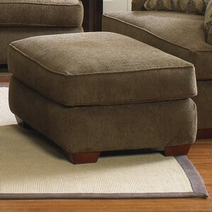 Bellamy Ottoman by Klaussner Furniture