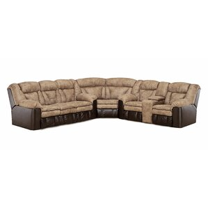Talon Reclining Sectional by Lane Furniture