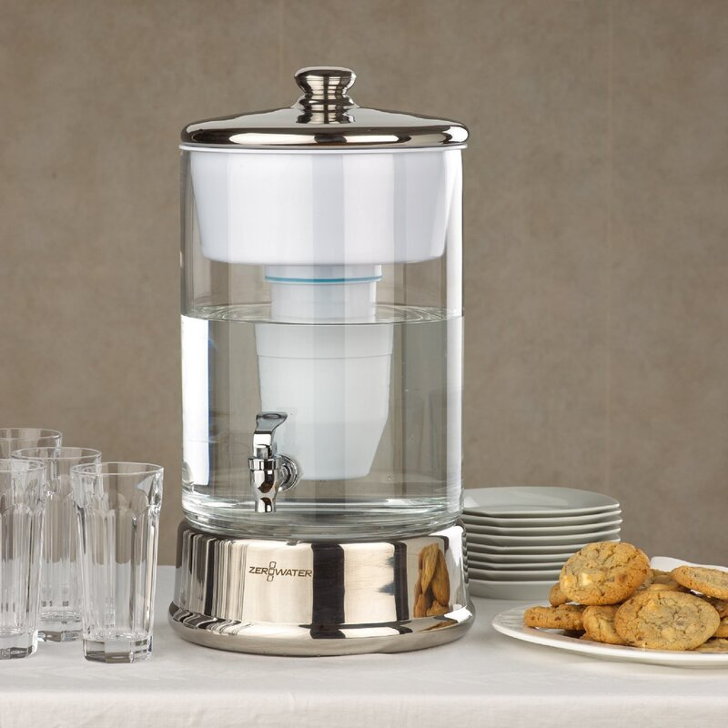2 5 Gallon Water Filtration Pitcher