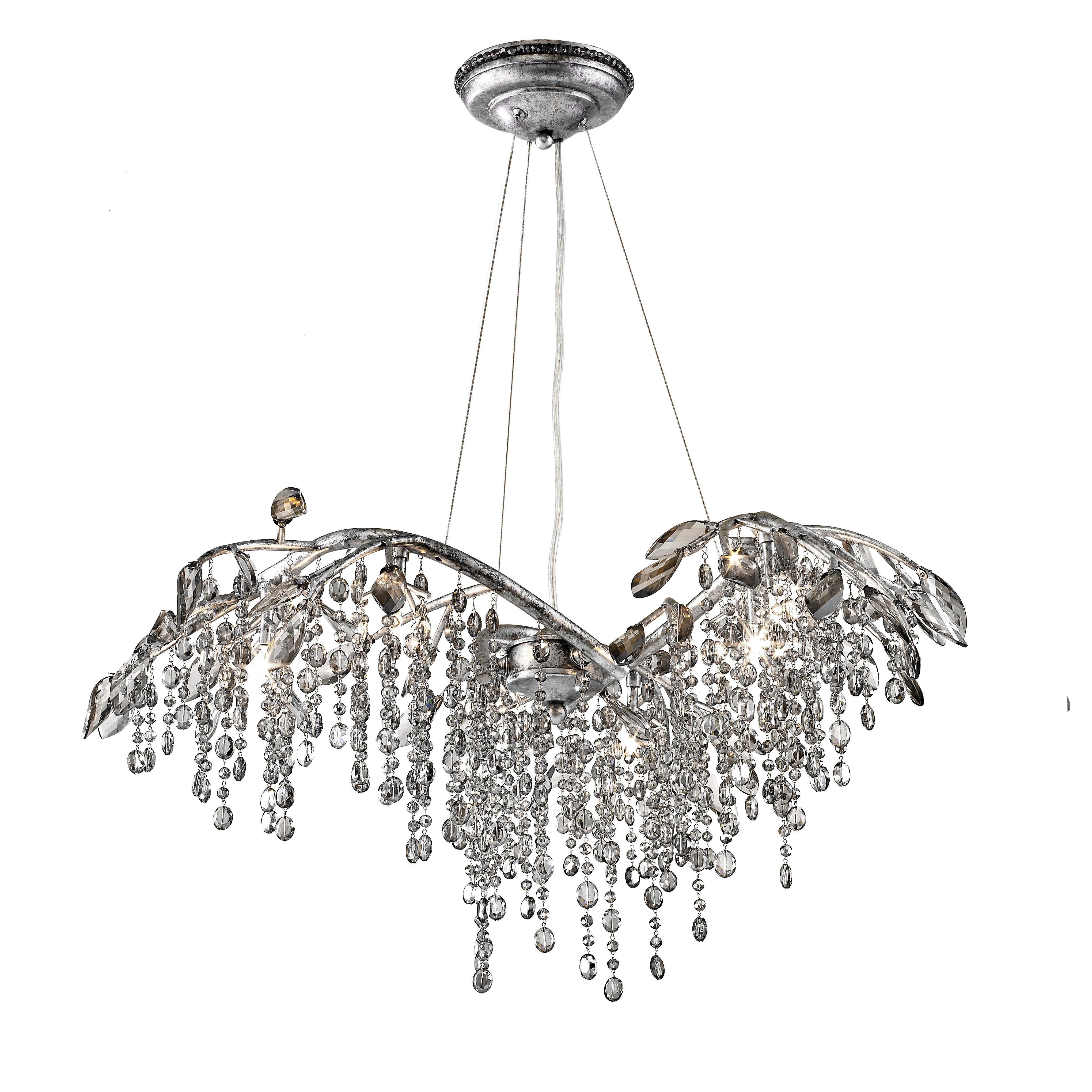 light lamp five gold s steampunk black deco geometry product factory chandelier art main