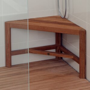 Hieu Wood Shower Seat