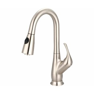 Pioneer Motegi Single Handle Deck Mounted Standard Kitchen Faucet