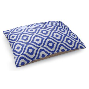 Ikat Ogee Pet Pillow