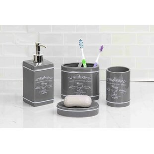 Beach Bathroom Accessories Set Wayfair